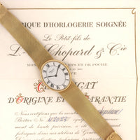 Chopard Rare Vintage Gold watch