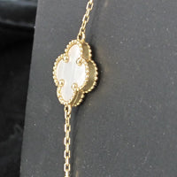 Vintage Cloverleaves necklace