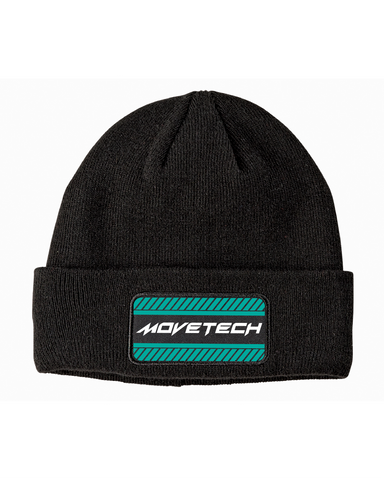 Essential Beanie V1 - Jaded Teal - Reflective