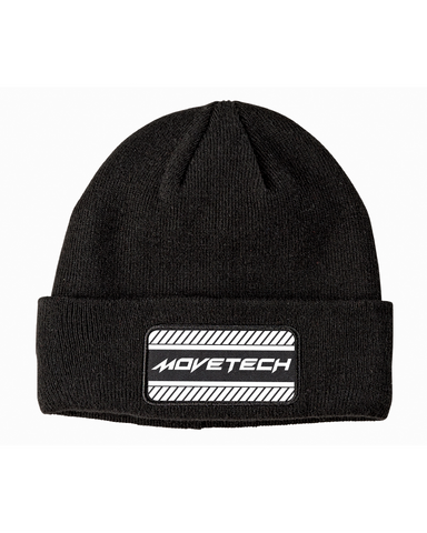 Essential Beanie V1 - Light White - Reflective