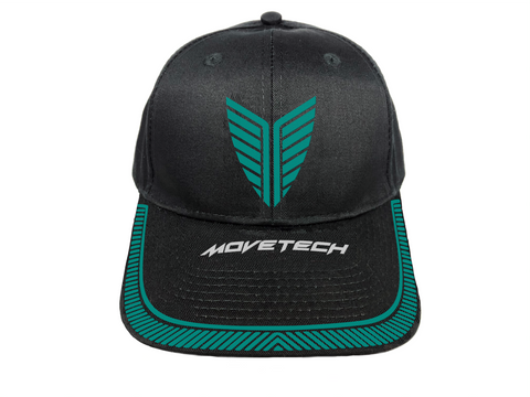 Essential Cap V1 - Jaded Teal - Reflective
