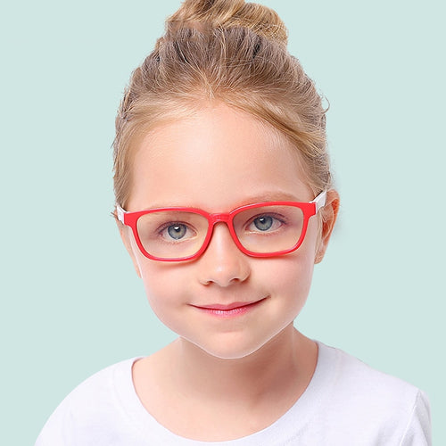 Bendable Children Optical Glasses