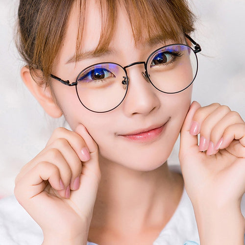 Round Frame Glasses