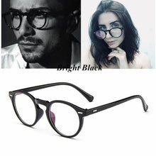 Load image into Gallery viewer, Kottdo 2018 Vintage Retro Round Eyeglasses Frame Women Prescription Glasses Men Optical Eye Glasses Frame Eyewear Glasses Frame