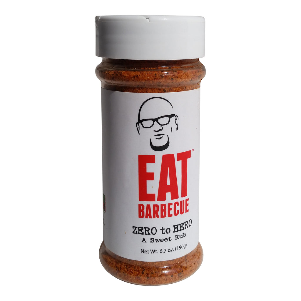 EAT Barbecue Zero to Hero Rub 6.7oz