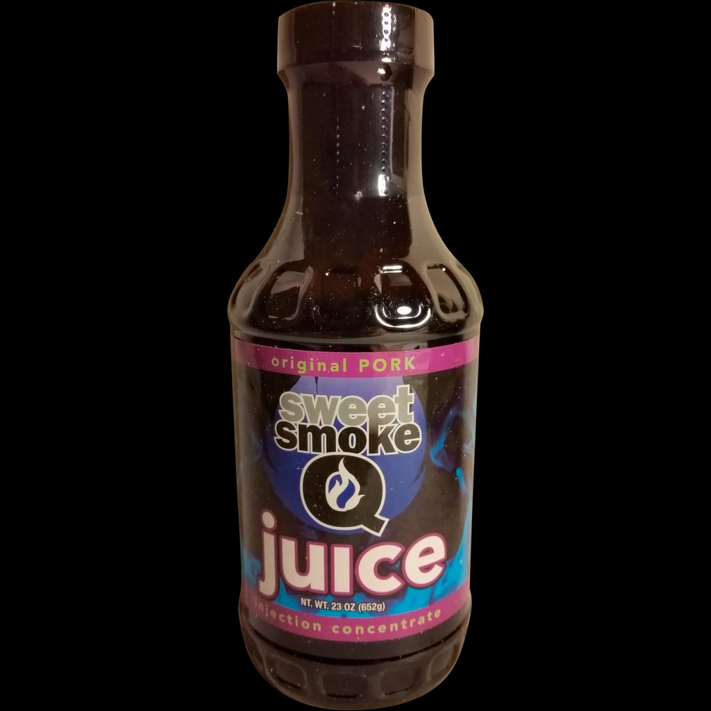 Sweet Smoke Q Juice- Pork, 23oz