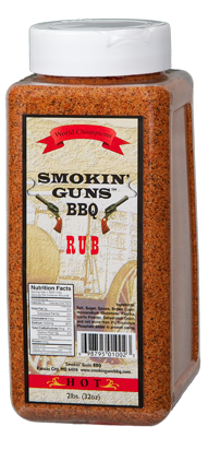 Smokin' Guns Hot 2lb