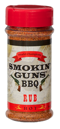 Smokin' Guns Hot, 7oz Shaker