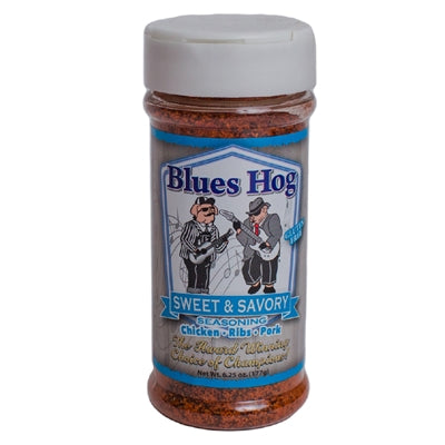 Blue's Hog Sweet and Savory shaker, 6 oz.