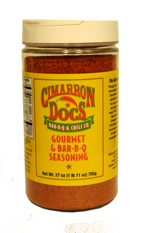 Cimarron Doc's Gourmet & Bar-B-Q Seasoning 1.5 lbs.