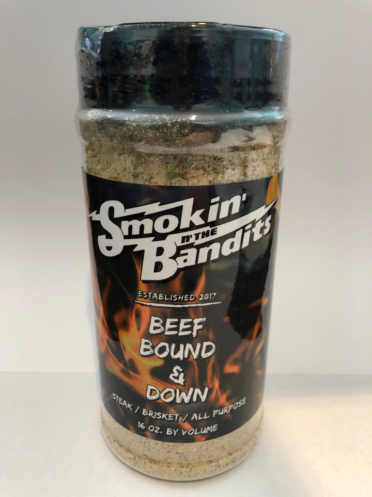 Smokin' N' the Bandits Beef Bound & Down
