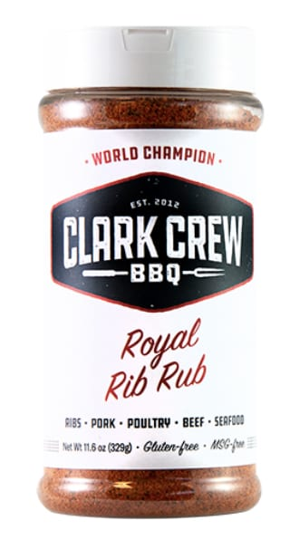 Clark Crew Royal Rib Rub
