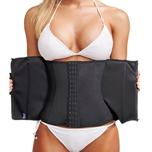 Original Hook and Zip Waist Trainer