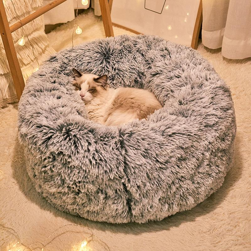 Winter warm pet bed - LittleCutiePaws