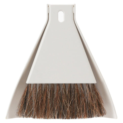 Desk Broom Set W/Dustpan