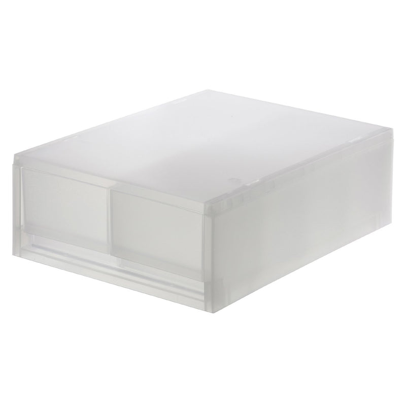 PP Storage Case / Shallow / Drawer Type