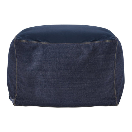 Beads Sofa Denim Cover / Navy