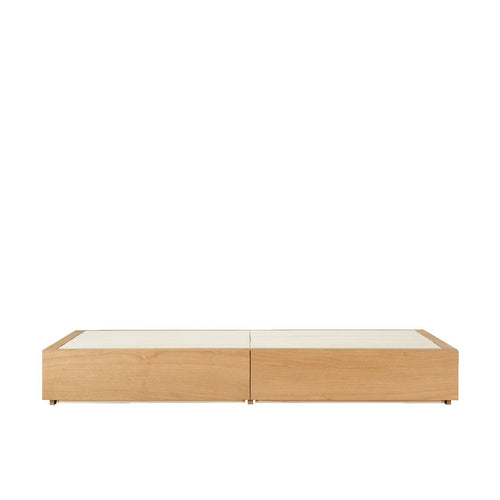 Storage Bed / D / Oak