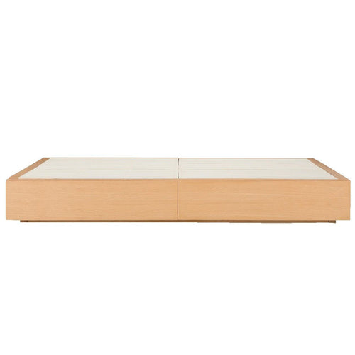 Storage Bed / K / Oak