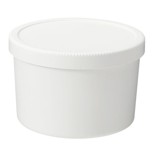 PP Lunch Box With Screw Lid / About 460Ml