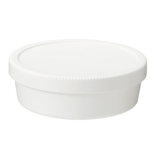 PP Lunch Box With Screw Lid / About 205Ml