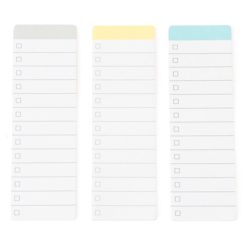 Sticky Note / Checklist