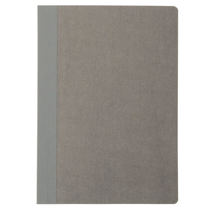Open-Flat Notebook / Gray / S