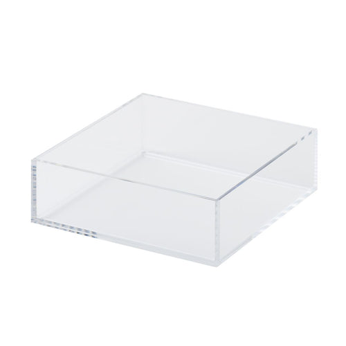 Stackable Acrylic Box / S / Half