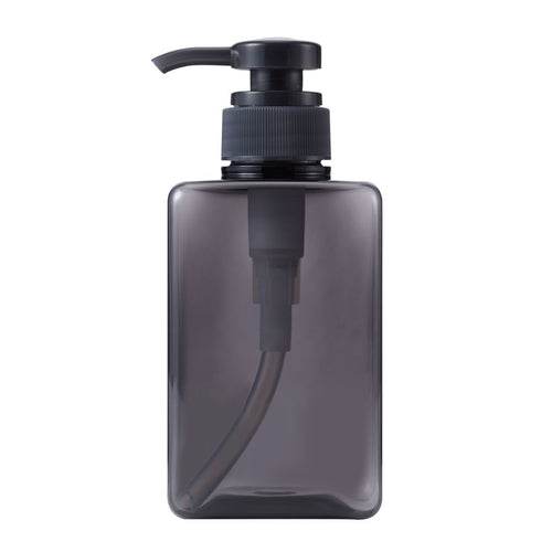 Pet Refill Bottle / Clear Gray / 400Ml