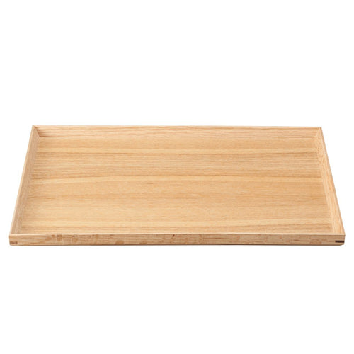 Wooden Tray Square / L