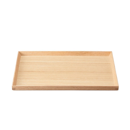Wooden Tray Square / M
