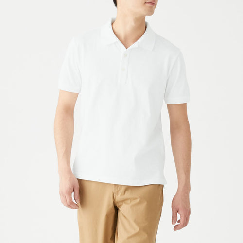 OGC Uneven Yarn Polo Shirt