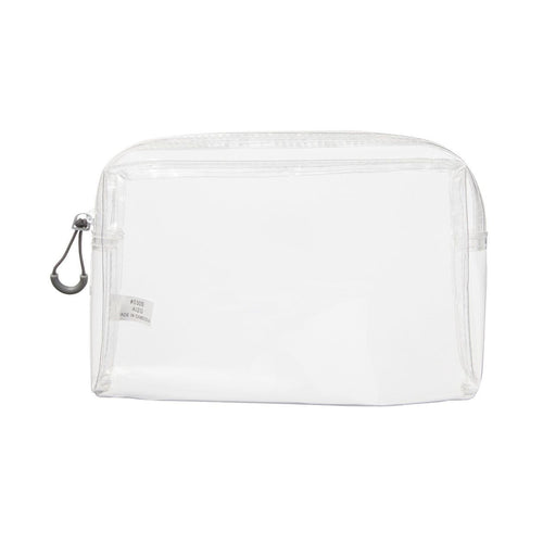 Tpu Clear Pouch With Gusset