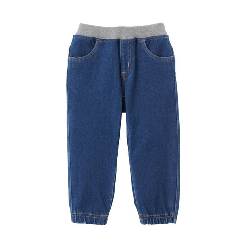 Easy Move Denim Easy Pants
