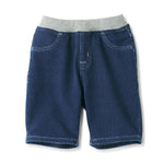 Design For Comfort Denim Easy Half Pants (Baby)