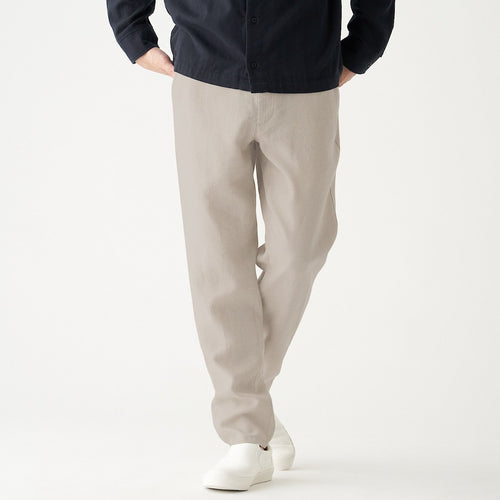 French Linen Trousers