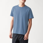 Indian Cotton Jersey Stitch Crew Neck S/S T-Shirt