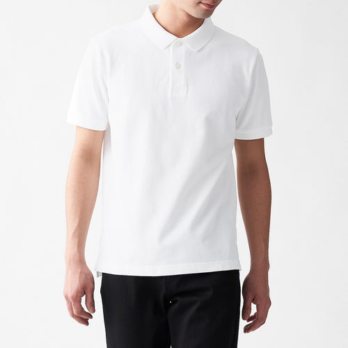 Xinjiang Cotton Pique S/S Polo Shirt