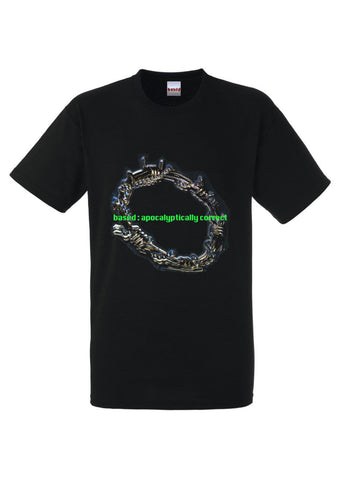Apocalypse Black T-shirt