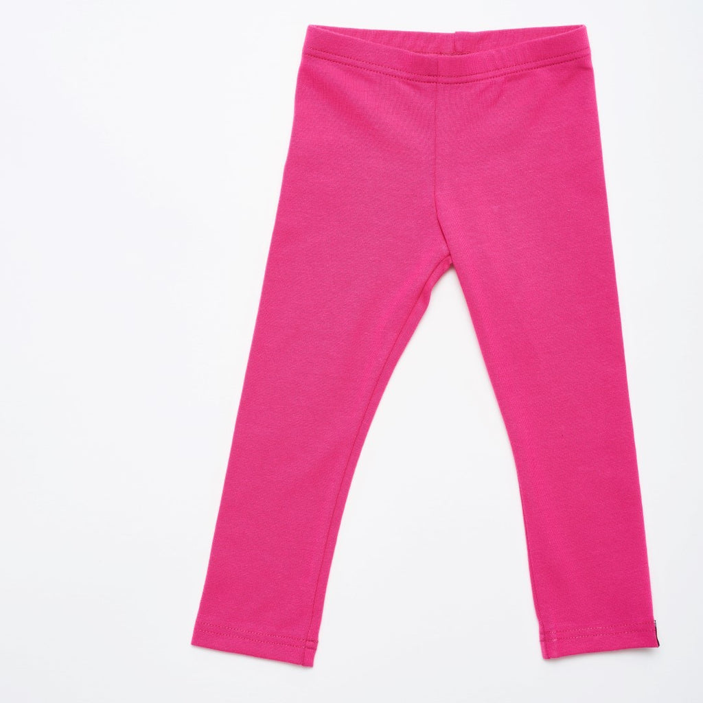 "Leggings ""Fuchsia"" - Cheeky Apple"