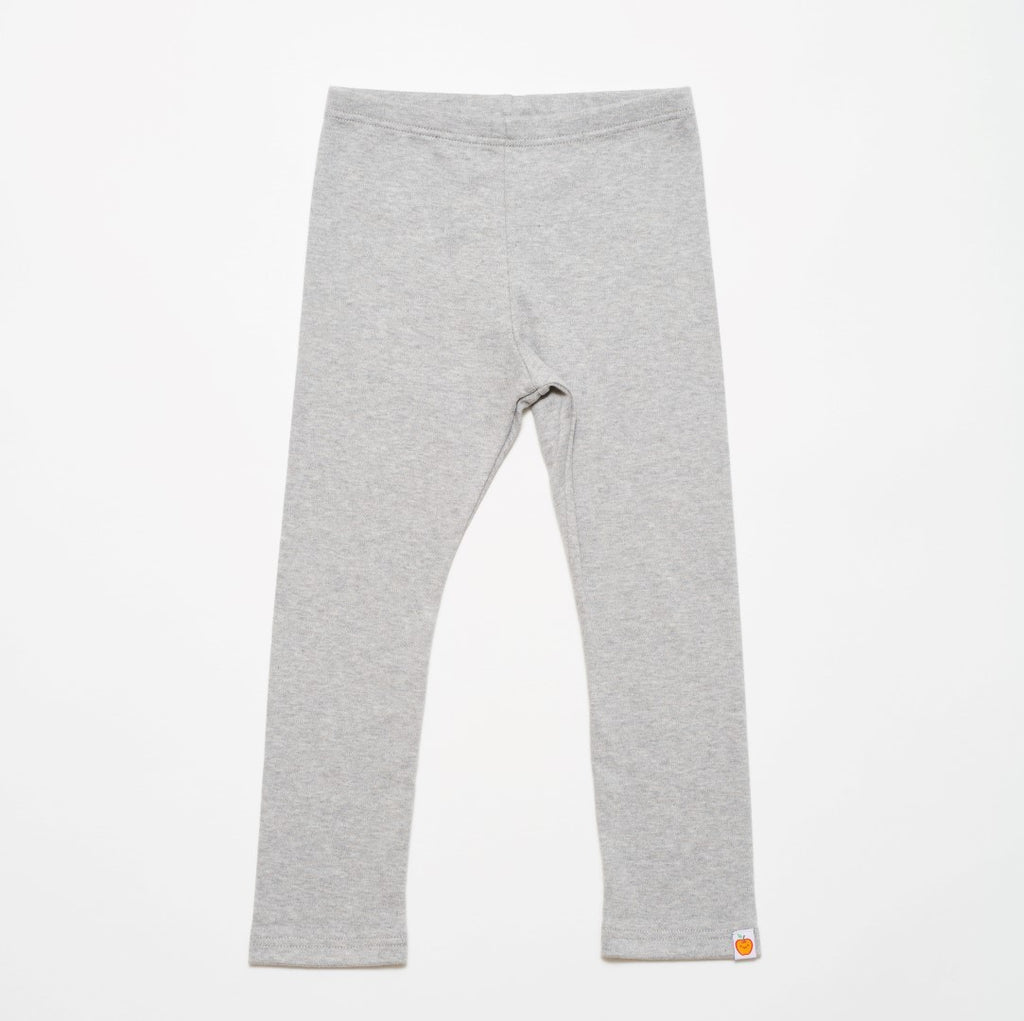 "Leggings ""Grey marl"" - Cheeky Apple"