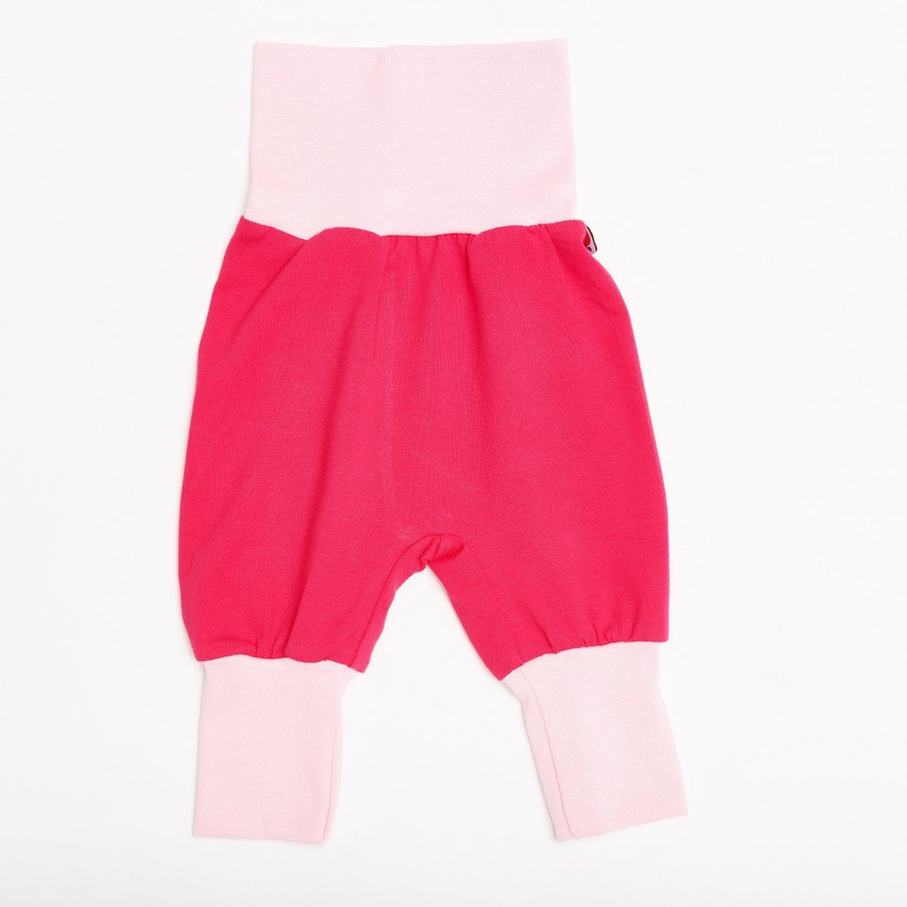 "Baby pants ""Raspberry/Pink"" - Cheeky Apple"