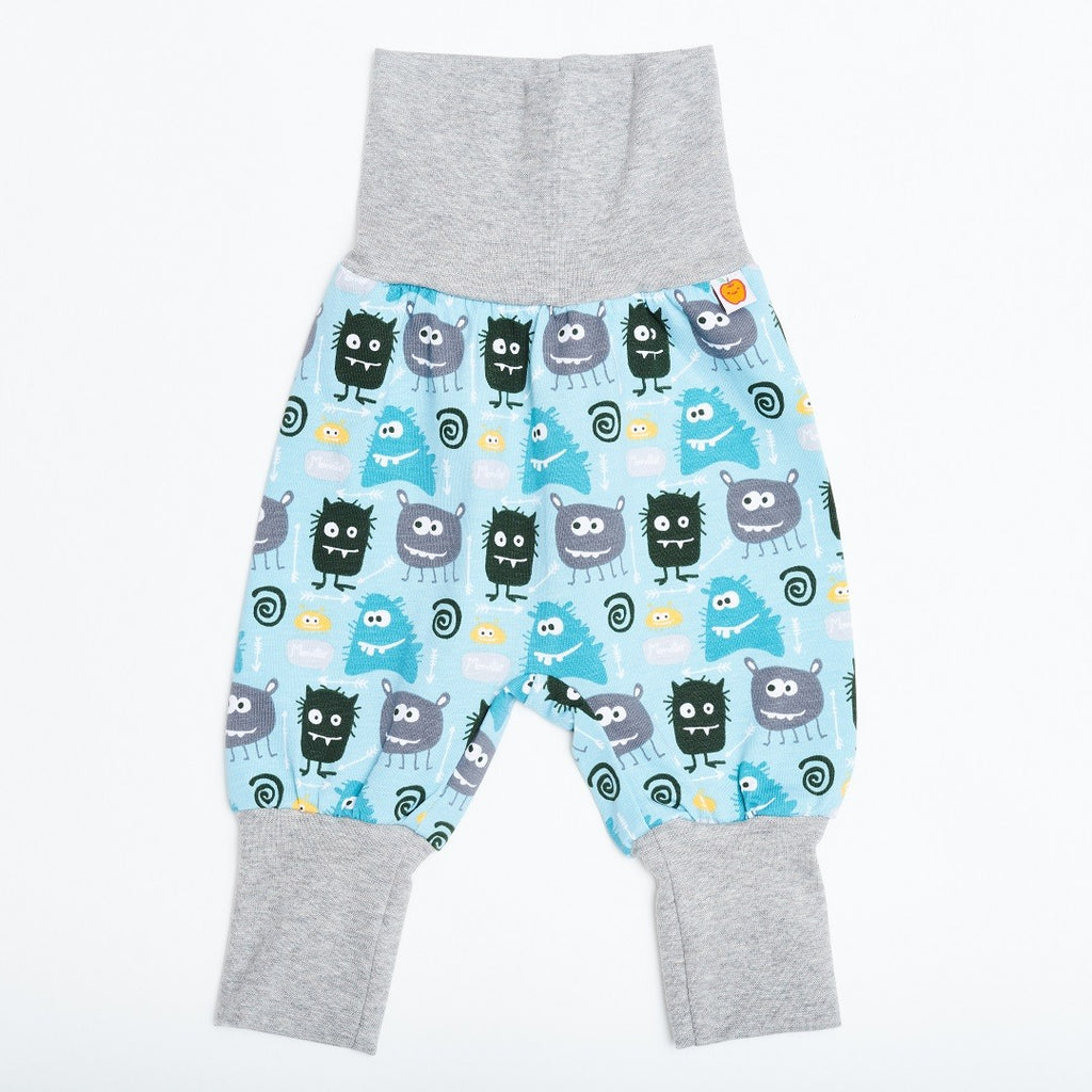 "Baby pants ""Monsters"" - Cheeky Apple"