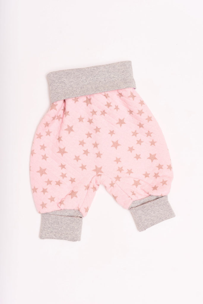 "Baby pants ""Stepper stars"" - Cheeky Apple"