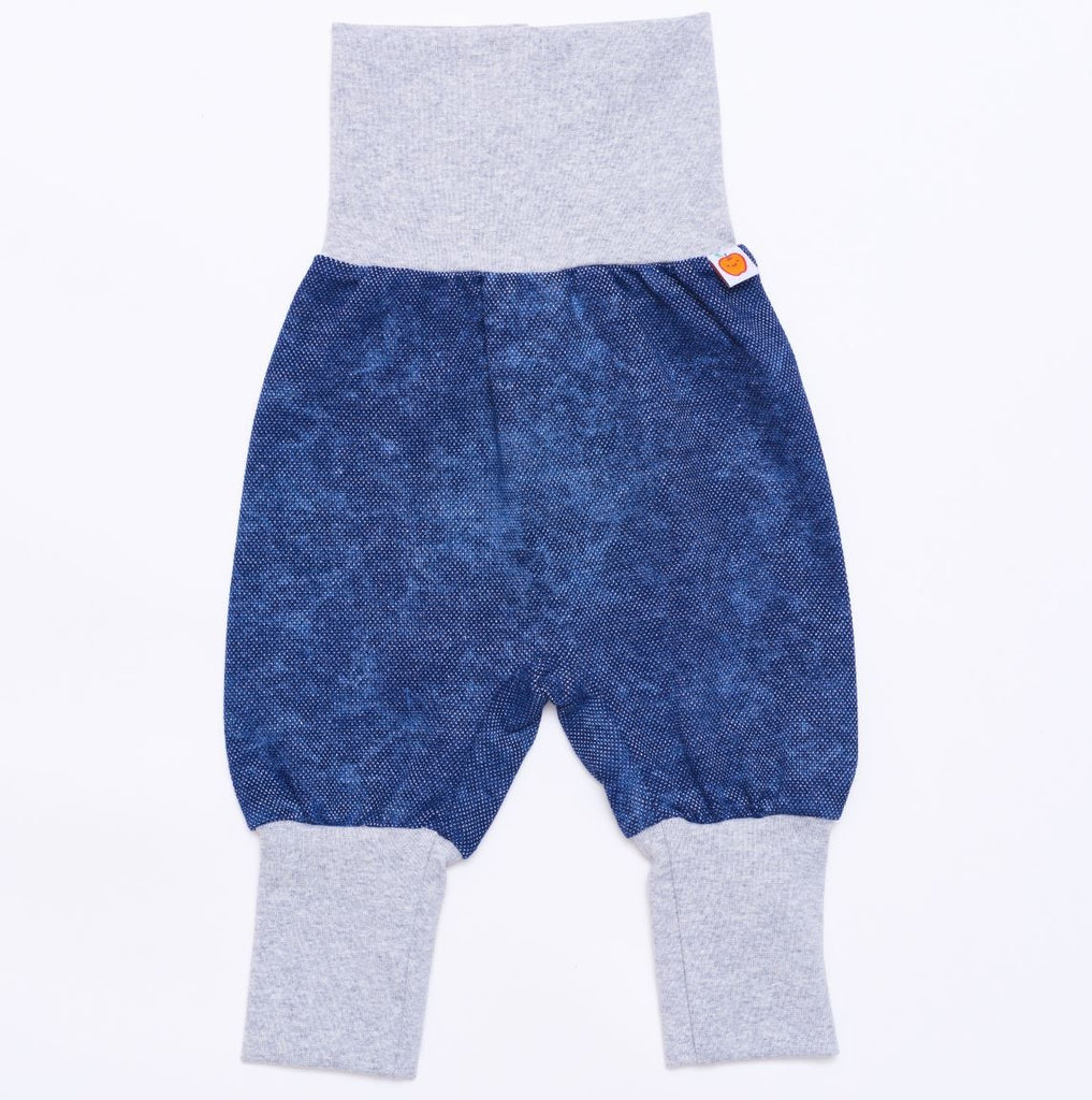 "Baby jersey pants ""Pique jeans"" - Cheeky Apple"