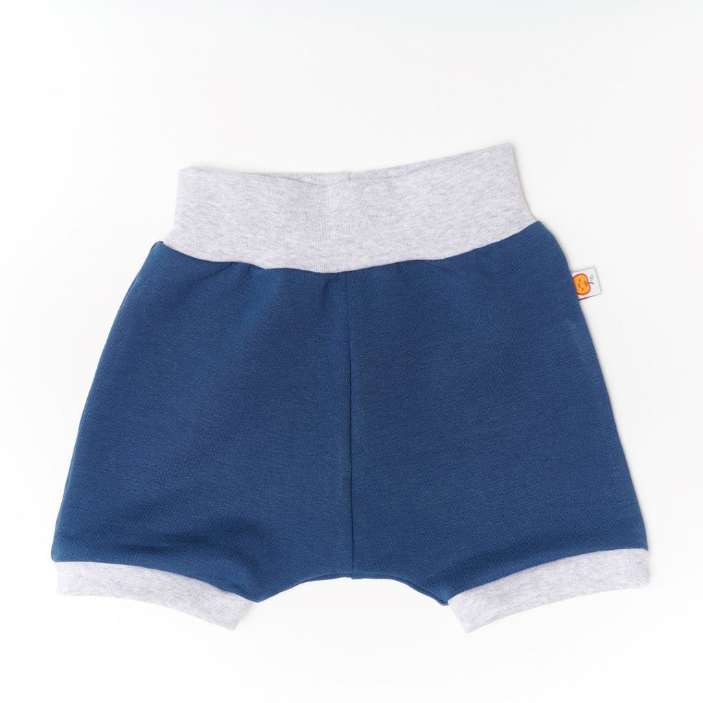 "Shorts ""Summersweat Indigo/Grey"""