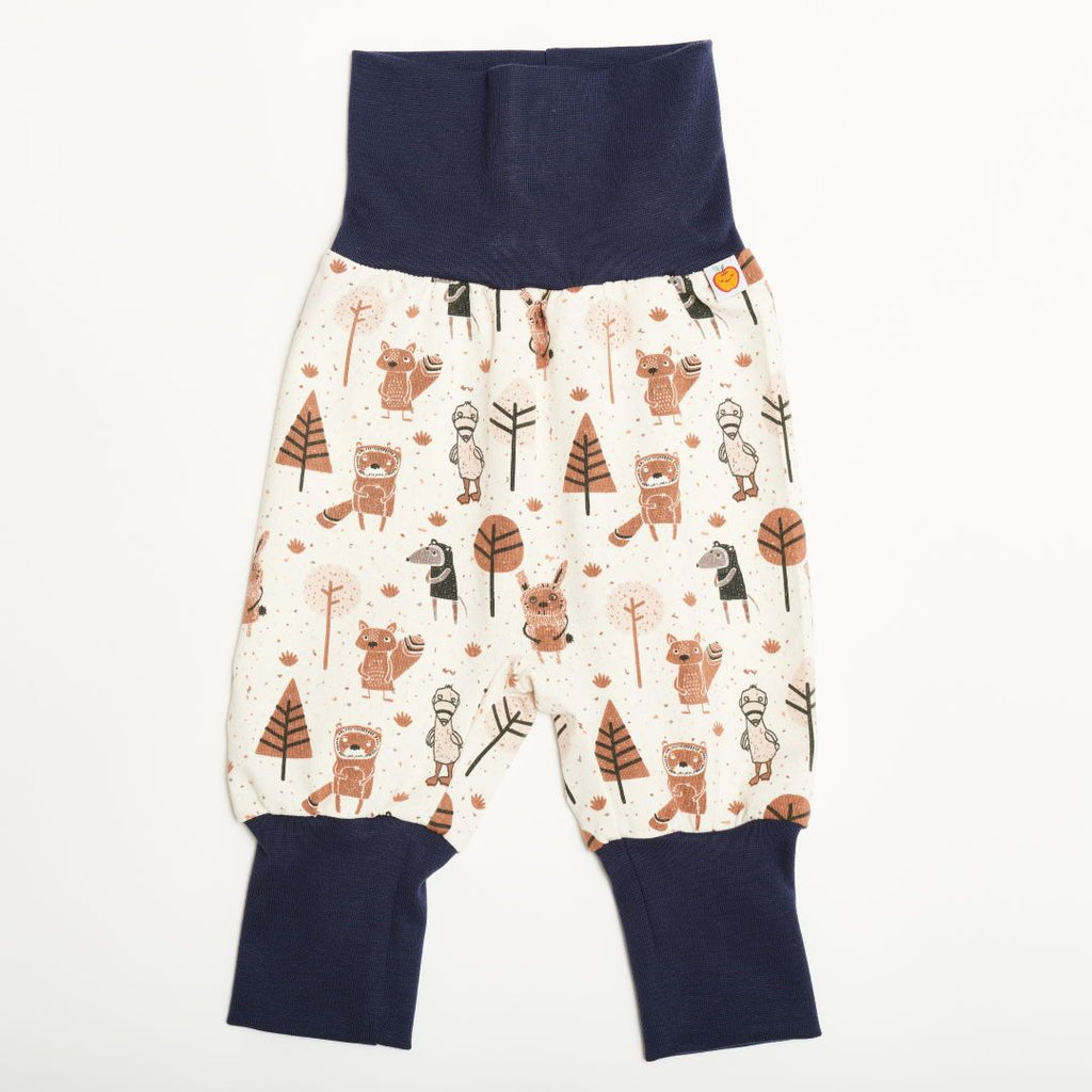 "Baby pants ""Paper Gang/Navy"""
