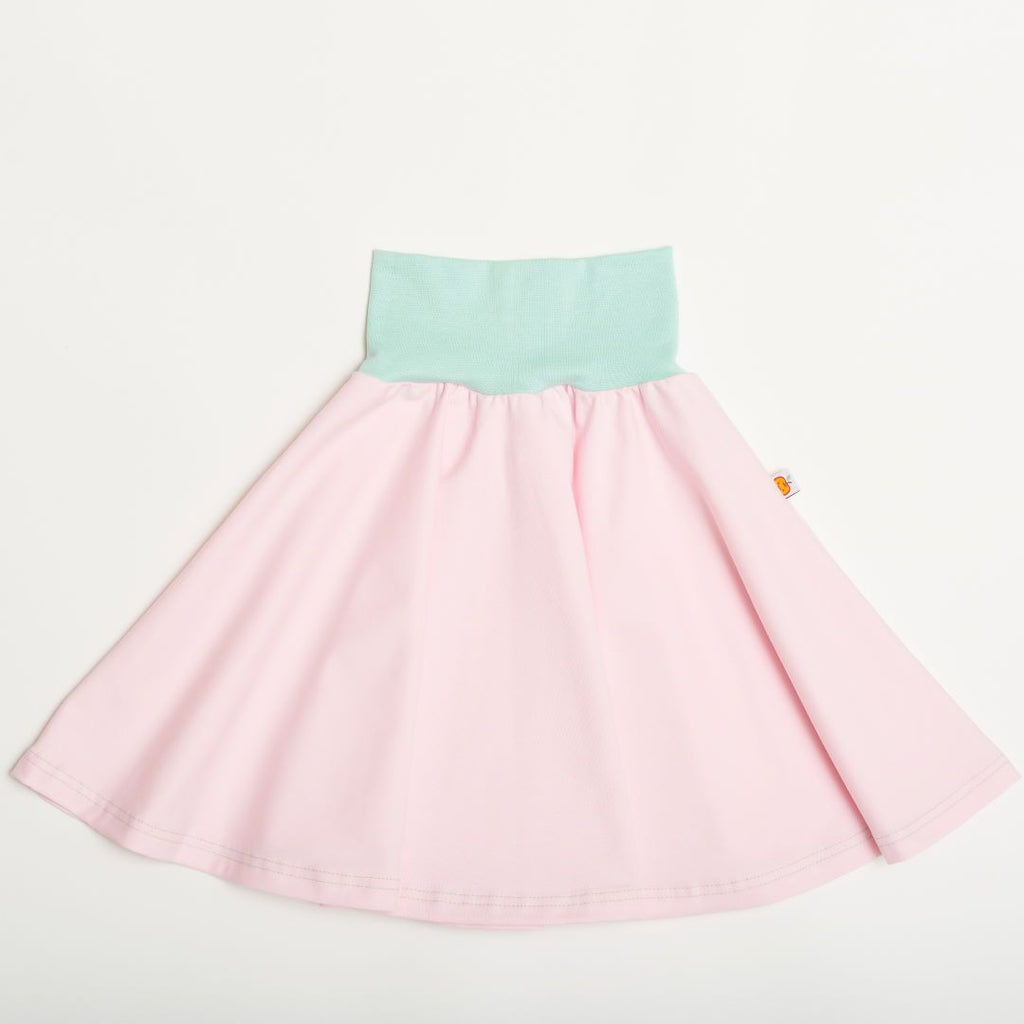 "Skirt ""Baby Pink/Spearmint"""