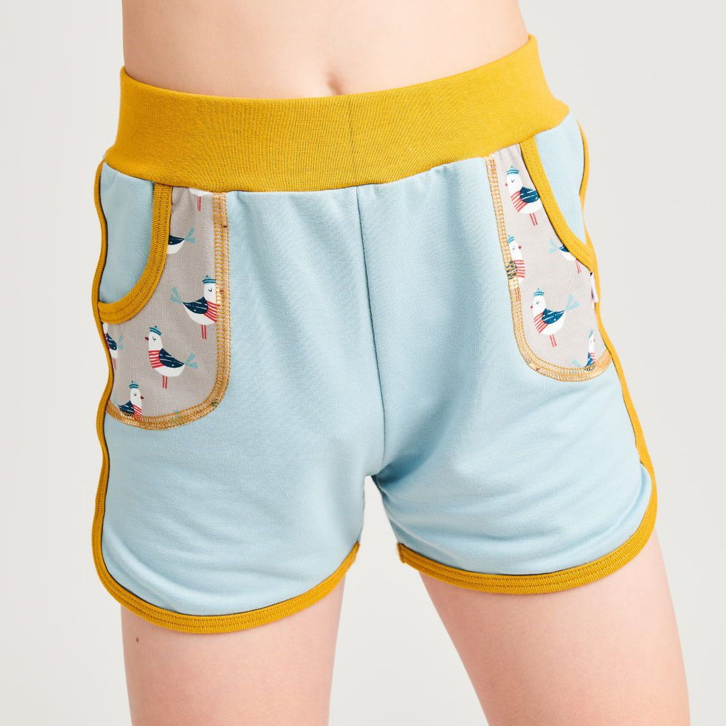 "Organic shorts ""Summersweat Frost 