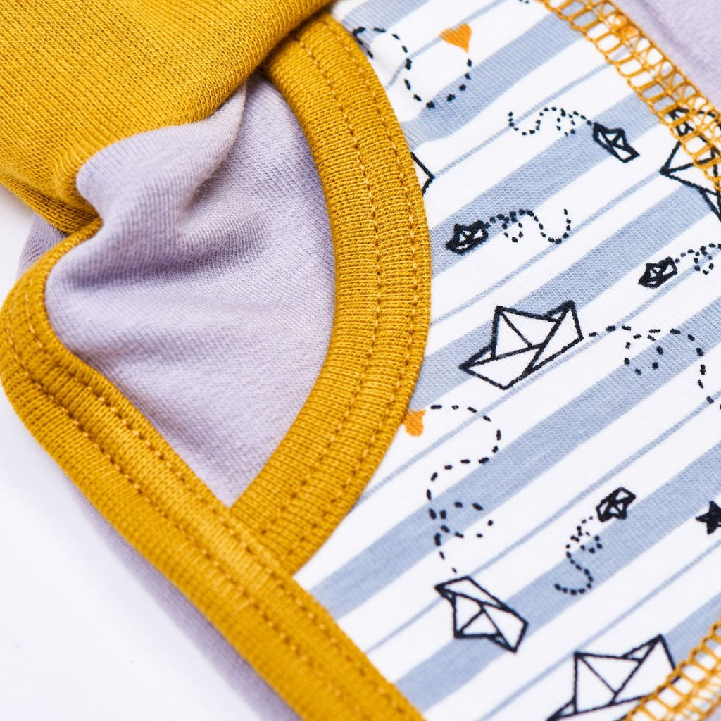 "Organic shorts ""Summersweat Grey 